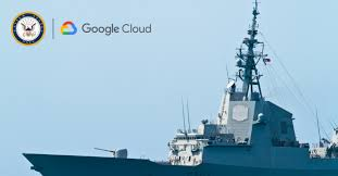 Google Cloud AI To Help US Navy Maintain and Repair Vessels
