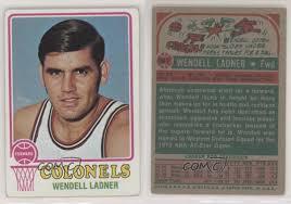 1973-74 Topps Wendell Ladner #261 | eBay