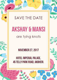 indian wedding invitation templates