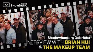 brian and the shadowhunters makeup