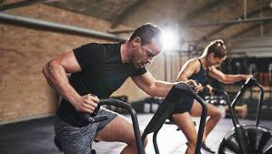 high intensity interval for