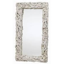 bodega rectangular white wash driftwood