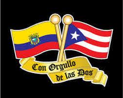Puerto Rico Ecuador Flag Car Decal Sticker 273ec Ebay