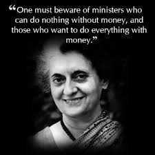 leadership and inspirational quotes by indira gandhi