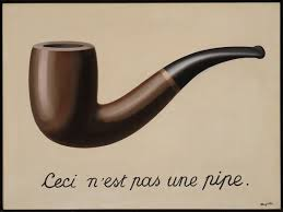 The Treachery of Images (This is Not a Pipe) (La trahison des ...