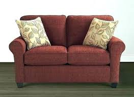 country style sofas and loveseats red