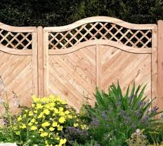 Fence Panel 555 Larch Planed 18mm T And G Boards 4x2 Frame