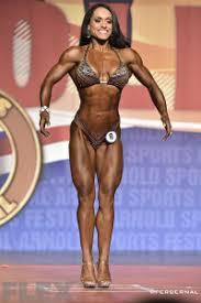 Myra Rogers - 2015 Figure International | Muscle & Fitness