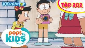 Doraemon Tập 202 - Chuông Mộng Du, Máy Ảnh Tạo Mốt - Hoạt Hình ...