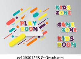Game Room Cartoon Royalty Free Gograph