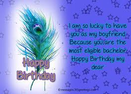 birthday wishes for boyfriend greetings com