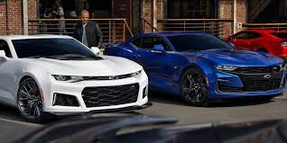 2019 chevrolet camaro lease and
