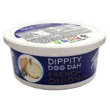 dippity doo dah french onion dip by