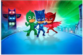 Super Heroes En Pijamas Invitaciones Para Imprimir Gratis