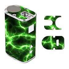 Decal Sticker Skin Wrap Green Lightning Storm Electric For Eleaf Istick 10w Mini Buy Products Online With Ubuy Lebanon In Affordable Prices B01mtykp2p