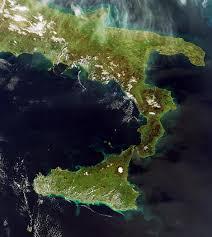 News Spazio: Una bellissima immagine del Sud Italia dal satellite ...