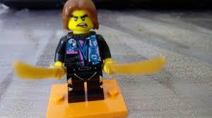 Lego Ninjago custom minifigures Young Wu and Young Garmadon. - YouTube