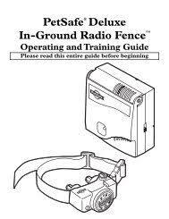 Petsafe Stubborn Dog In Ground Fence Electric Dog Fence