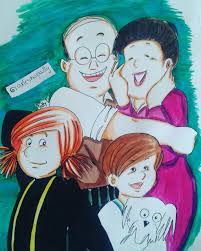 Famiglia Mezil Mezga csalad by ariesnopatty on DeviantArt