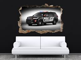 Pin On 3d Wall Decal Cars Engines
