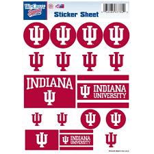 Indiana Iu Alumni Ultra Decal From Wincraft