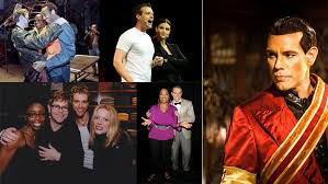Adam Pascal's Broadway Scrapbook: Rent, Aida, Chess, Memphis and More | The  Daily Scoop