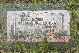 Melva Burk Murray (1905-1948) - Find A Grave Memorial