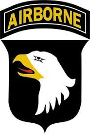 U S Army 101st Airborne Division Wall Window Vinyl Decal Sticker Military Ebay