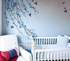 Baby Boy Tree Wall Decal Nursery Wall Cuma Wall Decals