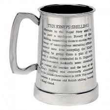 mug king s shilling nautic gifts