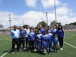 Richmond Soccer League's Young Players ...