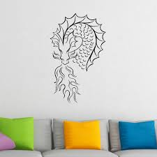 Dragon Breathing Fire Wall Sticker Decal World Of Wall Stickers
