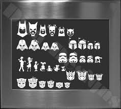 One Extra Batman Star Wars Zombie Or Transformer Inspired Family Member Vinyl Decal Please Read Descriptio Family Decals Vinyl Decals Special Occasion Gift