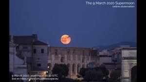 La Superluna più spettacolare del 2020 - Spazio & Astronomia - ANSA.it