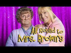 mrs browns boys