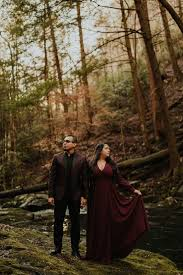 Jay and Adriana | Foster Falls - The Cannons in 2020 | Forest engagement,  Engagement, Engagement photos