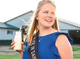 A non-traditional end, 72nd Alice in Dairyland Abigail Martin ...
