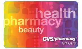 25 for 25 egift card to cvs pharmacy