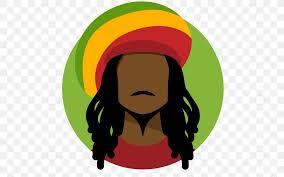 rastafari reggae png 512x512px