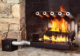 fireplace heater 5 w blower