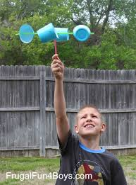 make an anemometer to observe wind