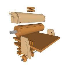 sanding station plans belt sander and