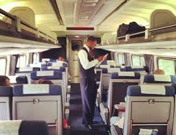 amtrak travel tips and advice for coach
