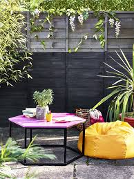 Black Is This Summer S Must Have Garden Paint Colour