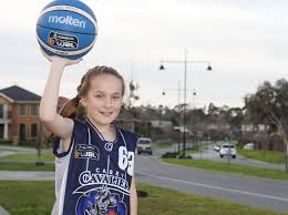 Casey Cavaliers Ava Beck puts her basketball first - VJBL