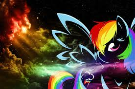 mlp wallpaper rainbow dash picserio