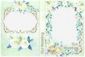 our wedding wedding dvd cover psd png
