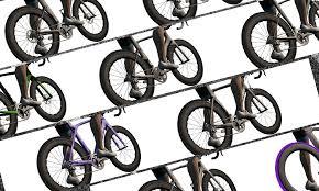 zwift s fastest bike frames for flat
