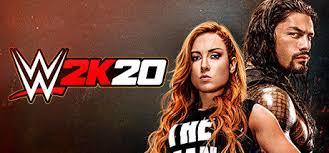 WWE 2K20 (2019) Windows credits - MobyGames