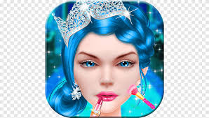 ice queen beauty makeup salon games